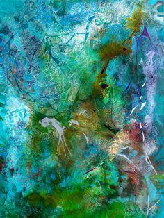"Saatchi Art Artist Dosia McKay; Painting, ""Pretty Horse"" #art"