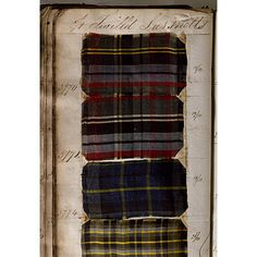 Pattern book [dark colors]. Spitalfields, England, 1810-1820. Silk brocaded, twilled and figured. From the Victoria and Albert Museum: T.383-1972
