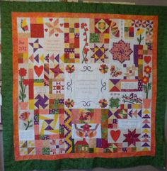 Pyes Pa Block of the Month PDF Pattern by Obsession2Quilt on Etsy