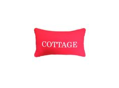 You will receive of the sale price in rBux Rewards when you purchase (while supplies last). Cottage, Pillows, Red, Casa De Campo, Cushion, Cabin, Cushions, Cottages, Throw Pillows