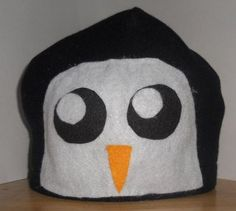Adventure Time (Gunter). Possible DIY felt hat if I can't find a penguin costume. Add black sweats and Black long sleeve with white belly felt. JJ costume.