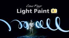 Dicas de Fotografia - Light Paint Fácil
