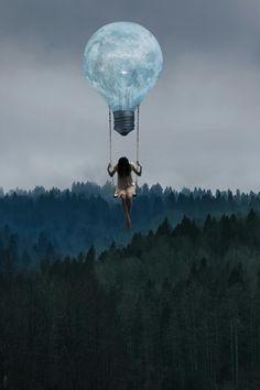 Moonlight dream by marymrevis