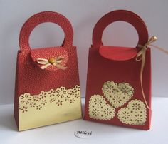 Anyák napjára - ajándékátadó táskák, Dekoráció, Táska, Ünnepi dekoráció, Meska