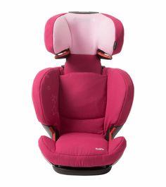 Maxi Cosi Rodifix Booster Car Seat in Sweet Cerise