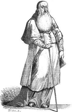 Grégoire de Tours, 1 BIOGRAPHIE, 3: ...et maternel confondus) d'autre part l'engagement dans l'Eglise. En effet c'est une des 1° familles à s'être converti au christianisme et Grégoire peut compter 1 martyr et 6 évêques dans sa famille. Deux d'entre eux jouèrent un grand rôle dans son éducation et son accession au siège épiscopal.