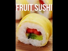 ... Pinterest | Simple Vegetarian Recipes, Stop Overeating and Fruit Sushi
