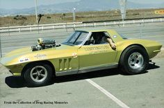 corvettes make awesome hotrods and drag cars