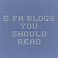5 FA Blogs you should read