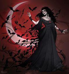 Dark art for our inner demons — Artwork by gyurza_art