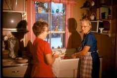 Thanksgiving Pictures from the 1960s | Jennifer Chronicles