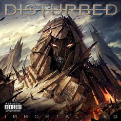 Disturbed - Immortalized (Deluxe Edition) Full album
