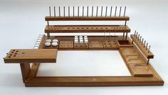 Workspace and storage solution for your fly tying needs. More details www.flytyingbenches.co.uk