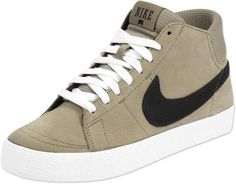 Nike Blazer Mid Vintage Men's Shoes Gray Black White,Don't regret ,that's modern sneakers hot style with 80% off is here.