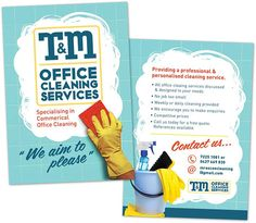 15 Cool Cleaning Service Flyers 10
