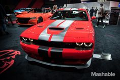 The must-see cars of the 2016 New York International Auto Show Moto Car, Dodge Challenger Srt Hellcat, Dodge Durango, Mopar Or No Car, Cars Motorcycles, Cool Cars, Jeep, New York, Vehicles