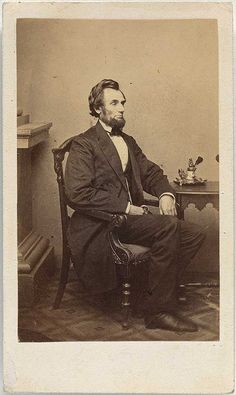 Abraham Lincoln by Smithsonian Institution, via Flickr