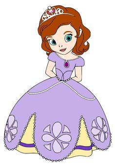 Krafty Nook: Disney's Sofia the First SVG Files