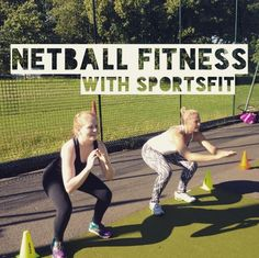 Netball Squad has teamed up with SportsFit to bring you 5 great moves to improve your netball fitness. The perfect way to prepare for trials this summer! Plyometric Workout, Plyometrics, Netball Games, Hiit Session, Sports Training, Sports Nutrition, How To Run Faster, Physical Education, Excercise