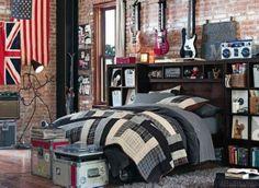 inspiring-music-bedroom-decorating-ideas