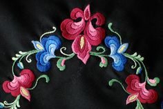 Folk Embroidery, Norway