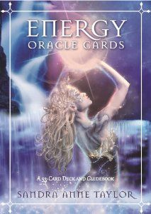 Energy Oracle Cards: A 53-Card Deck and Guidebook: Sandra Anne Taylor: 9781401940447: Amazon.com: Books
