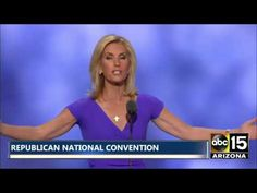 FULL SPEECH: WOW! Laura Ingraham brings down the house at Republican National Convention - YouTube