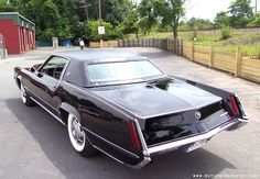 Attention fans of personal luxury, your Cadillac Eldorado Coupe chariot has arrived | Hooniverse