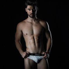 Matthew Hartwig Wears Oryx Underwear