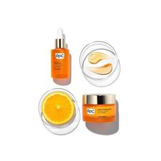 RoC Multi Correxion Revive - Vitamin C Glow Daily Serum - 1.0 Fl Oz : Target Reduce Under Eye Bags, Tighter Skin, Vitamin C Serum, Bright Skin, Anti Aging Serum, Even Skin Tone, Skin Elasticity, Combination Skin, Health Facts