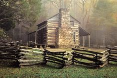We always enjoy a trip to Cades Cove in the Smoky Mountains!