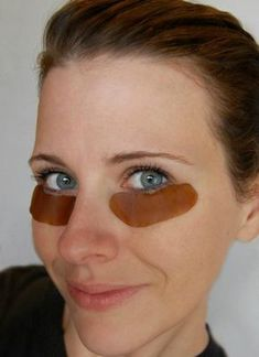 Patchs yeux anti-fatigue, anti cernes, anti poches faits maison