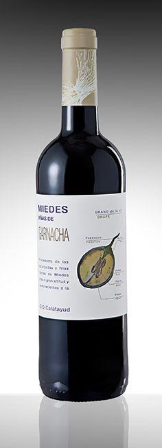 Viñas de Miedes Tinto | Bodegas San Alejandro