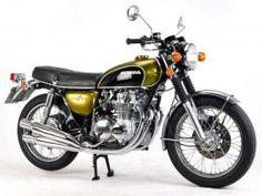 Honda CB 500 Four | Bikes Garage