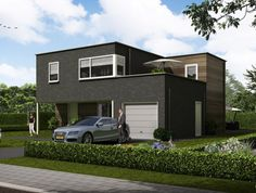Moderne woning op maat? Het kan bij Selekthuis! ✔1 aanspreekpunt ✔Made By You ✔Gratis Brochure