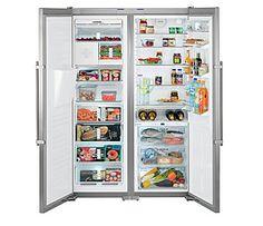 kombinovaná chladnička Liebherr SBSes 8283 od výhradního dovozce do ČR French Door Refrigerator, French Doors, Kitchen Appliances, Home, Diy Kitchen Appliances, Home Appliances, Ad Home, Homes, Kitchen Gadgets