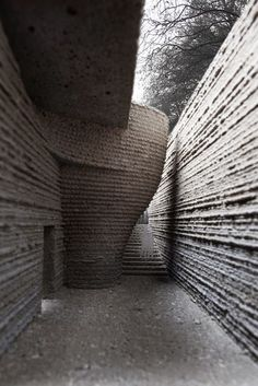 Jeroen van Aerle, The Dance of Time, Cultural center for Louis G. Le Roy in Mildam, Netherland