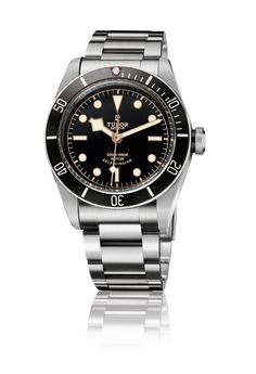 Buy and sell luxury watches on StockX including the Tudor Black Bay in Stainless Steel and thousands of other luxury watches from top brands. Tudor Black Bay, Tudor Heritage Black Bay, Dream Watches, Cool Watches, Men's Watches, Tudor Submariner, Rolex Submariner, Rolex Tudor, Watch Companies