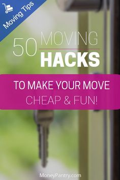 Awesome moving and packing tips to help your next move easy and cheap