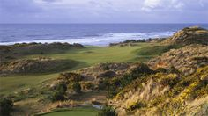 Pacific Dunes Golf Course at Bandon Dunes Golf, arguably the best destination golf resort in America.