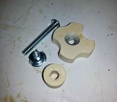 Mikey's Shop Made Knobs - by MT_Stringer @ LumberJocks.com ~ woodworking community