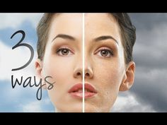 ▶ THREE THINGS THAT REALLY WORK FOR YOUR SKIN (ACNE, WRINKLES, SUN DAMAGE, HEALTHY SKIN) - YouTube