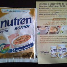 ALEGRIA DE VIVER E AMAR O QUE É BOM!!: BRINDES E AMOSTRAS GRÁTIS #31 - NUTREN…
