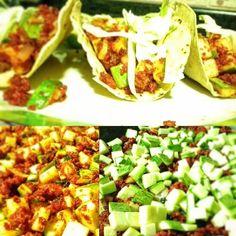 Zucchini Chorizo Tacos  Add Me  [Recipe]  3 square chopped zucchinis  150 grams of pork chorizo  onion  3 nopal tortillas.  #keto #ketodiet #zucchini #tacos #sausage #diet #food #foodporn #fit #diy #paleo #paleodiet #snack #recipe #homemadefood #monterrey #mexico #chef by the.ketogenic.reaper
