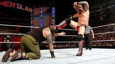 WWE Summerslam 2014 - Chris Jericho vs Bray Wyatt