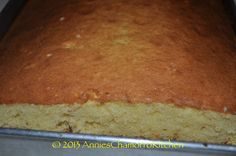 This is an absolutely delicious cake, a favorite on Guam. This is absolutely fantastic served without any frosting; however, it's also delicious served with fresh fruit, whipped cream, or as a bas...