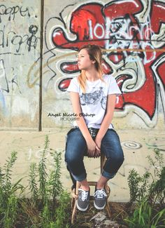 urban photoshoot
