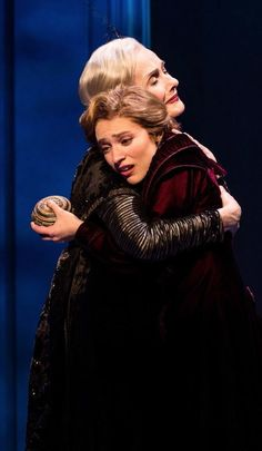 The princess Anastasia, reunited with her grandmother, is home at last.