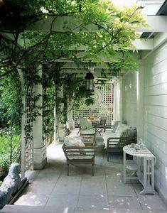 pergola v g tale faire de l 39 ombre dans son jardin. Black Bedroom Furniture Sets. Home Design Ideas