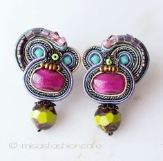 Dori Csengeri:earrings
